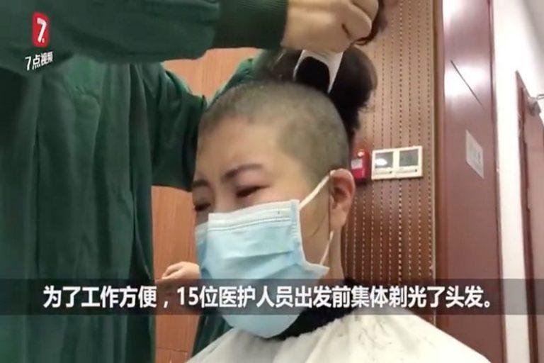 Smutny los pielęgniarek z Wuhan. Władze stosują wobec nich BEZLITOSNE metody