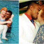 72-latka zakochała się w młodym Nigeryjczyku! ROŻNICA WIEKU SZOKUJE…