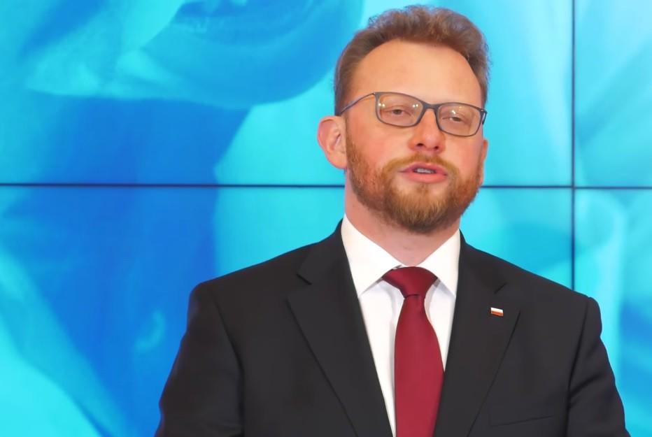 Minister zdrowia Łukasz Szumowski mówił o kolejkach i podatku cukrowym