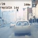 Szalony kierowca zaatakował policjanta i odgryzł mu… (FOTO, VIDEO)