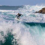 Nie wiedział, że jest w śmiertelnym niebezpieczeństwie! Surfer wpłynął w (…)!