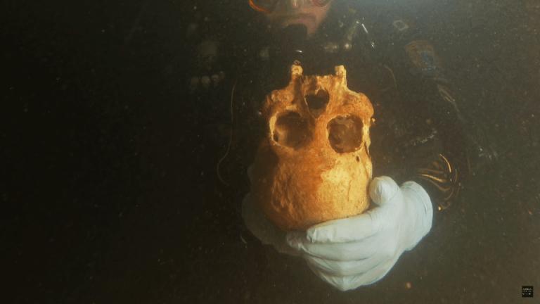 W zalanej jaskini znaleźli szkielet sprzed 10 TYSIĘCY lat. To zmienia naszą wiedzę o ludzkości