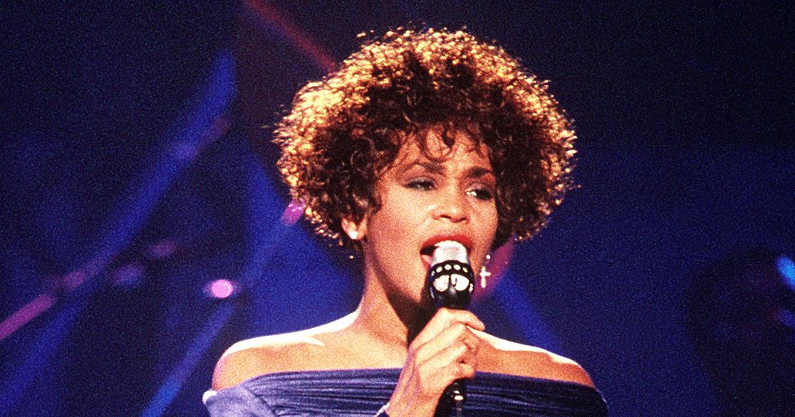 Whitney Houston, piosenkarka