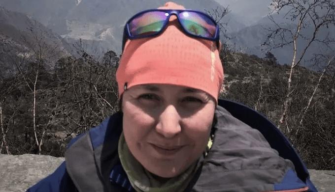 wypadek rosyjskiej alpinistki