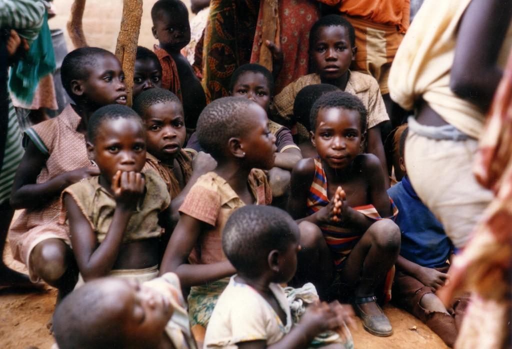 wynalazek, afryka, dzieci, woda
