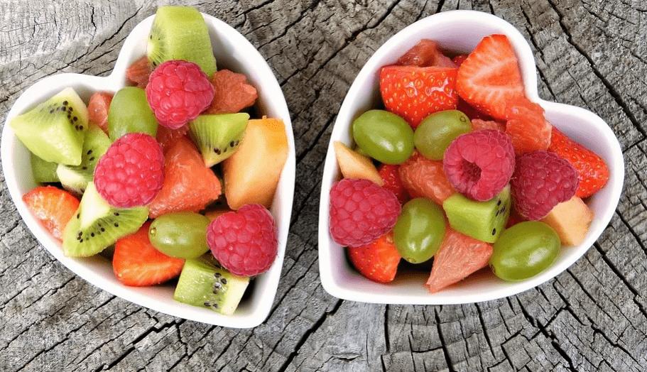 chcesz schudnać, owoce