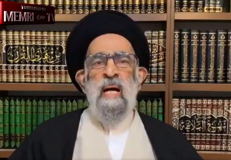 islamski przywódca religijny