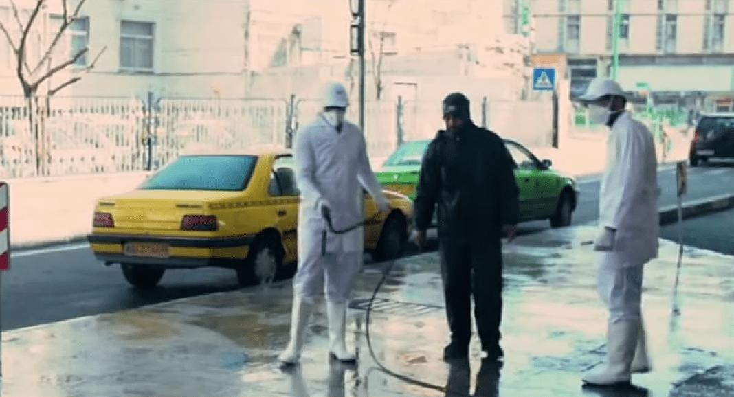 Iran w pandemii