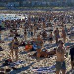 Zignorowali ostrzeżenia o koronawirusie i zrobili imprezę na plaży! Straszne konsekwencje nieodpowiedzialnego zachowania!