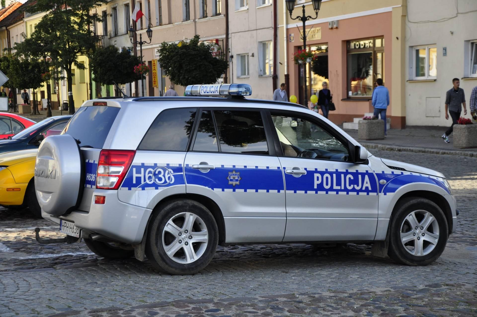 kontrola, policja