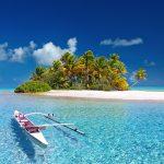 Przed koronawirusem uciekł na bezludną wyspę! Ma nadzieję, że nikt go tam nie znajdzie!