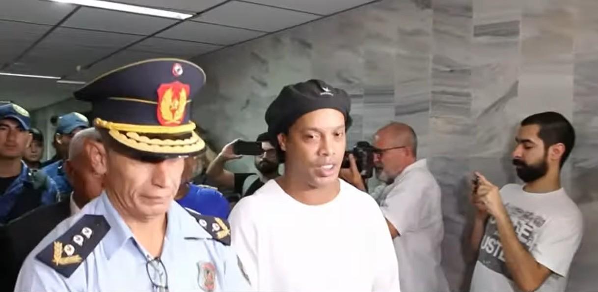 paragwajskim areszcie