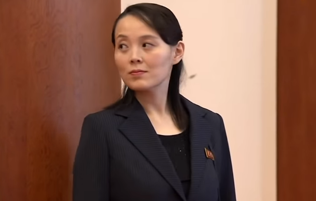 siostra Kim Dzong Una