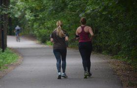 pot i bieganie