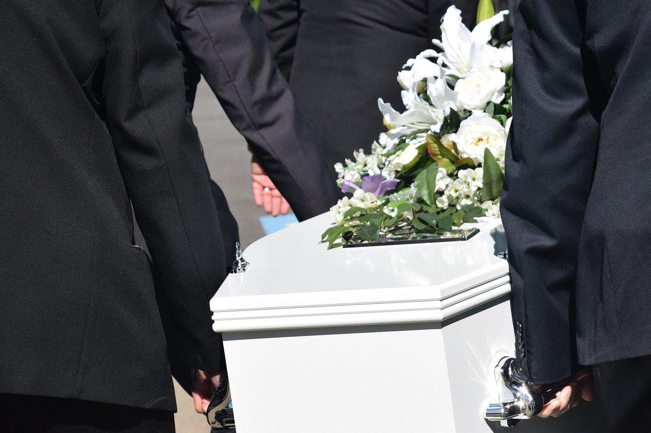 pogrzebana żywcem
