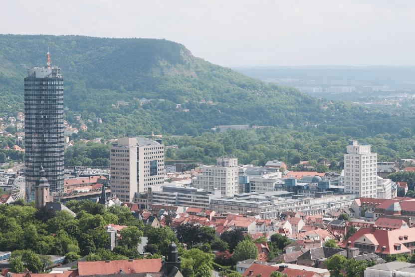 miasto Jena