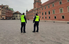 policjantów