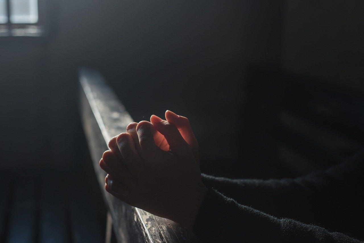 masowej modlitwie