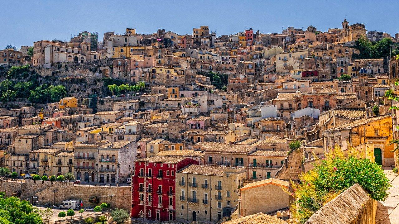 włoskiej wyspy