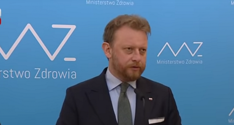 Minister Szumowski ostrzega: jeśli nie zachowamy izolacji, liczba zakażeń będzie katastrofalna