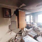 Białystok: wybuch gazu zdemolował dwa mieszkania. Przetrwał tylko JEDEN obraz