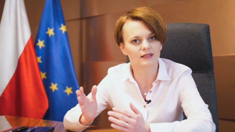 Jadwiga Emilewicz grozi przedsiębiorcom! Zamrozimy gospodarkę, jeśli…