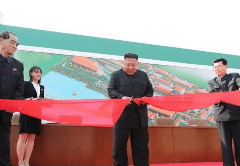 Kim Dzong Unem, Kim Dzong Un