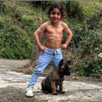 Kiedy miał 3-lata szokował swoją umięśnioną sylwetką! Zobacz jak dziś wygląda!