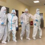 Oto zamaskowane pielęgniarki! Zobacz, JAK tańczą w szpitalu! (VIDEO)