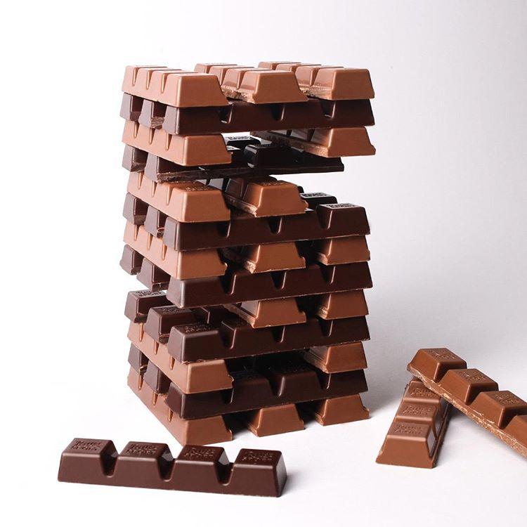 Milka pozwała czekoladę Ritter Sport! Chodzi o…