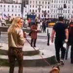 Spytali lalunię o maseczkę! Bezcenna odpowiedź! (VIDEO)