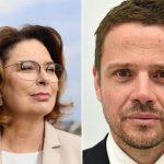 """SZOKUJĄCE słowa Kidawy-Błońskiej na temat Trzaskowskiego! """"Rafał ma…"""""""
