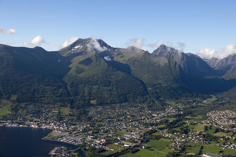 maja zaginęła w górach, Norwegia