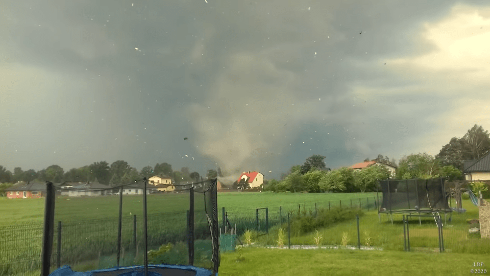 polska aleja tornad