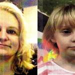 Zaginęła 8-letnia Gabrysia i jej mama. Ostatni raz były widziane z tajemniczym mężczyzną