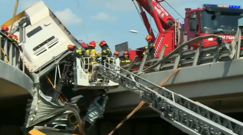 Wypadek autobusu w Warszawie! Ujawniono NIEZNANY fakt na temat kierowcy.