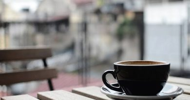 kofeinę
