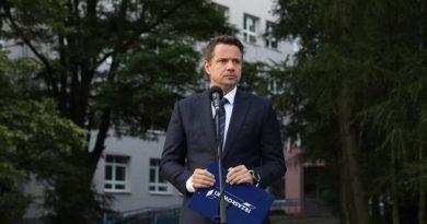 Takie rzeczy Rafał Trzaskowski robił w Stolicy. Jest zawiadomienie o popełnieniu przestępstwa!