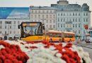 Warszawa: KOLEJNY wypadek autobusu! Kierowca pod wpływem narkotyków.