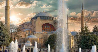Dawna chrześcijańska świątynia znów meczetem! Świat zareagował.