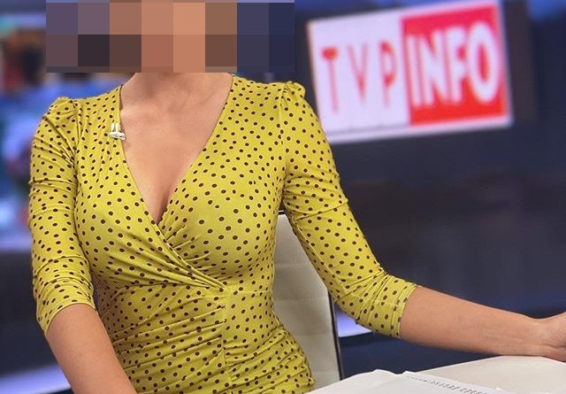 """Zbyt seksowna by pracować TVP? Dziennikarka obiecuje: """"jutro zostawię biust w domu""""!"""