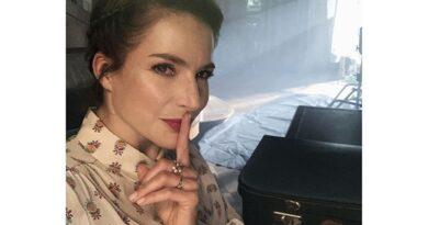 """Anna Dereszowska pokazała się nago. """"Tajemniczość która jest najpiękniejsza"""""""