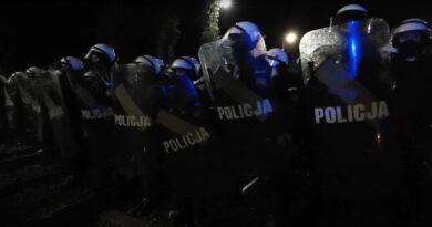 Zamieszki w Warszawie. Policja użyła gazu, wiele osób zatrzymano (WIDEO)