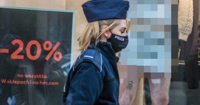 Nagi Protest we Wrocławiu. Zobacz zdjęcia!