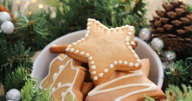 Miękkie pierniczki świąteczne – przepis.