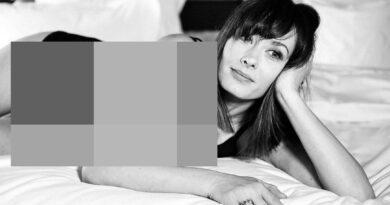 Anita Sokołowska pręży ciało w pościeli! Fani oszaleli na punkcie TEJ fotki!
