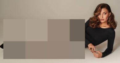 Julia Wieniawa leży na podłodze i pokazuje… Ale OGNISTA fotka!