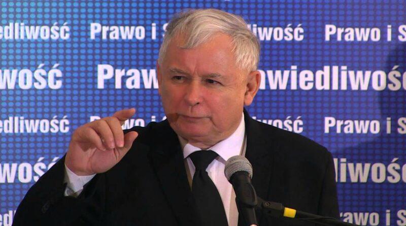 TO Jarosław Kaczyński robi w domu! Ale SZOK!
