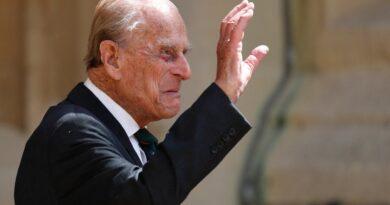 ON też pożegnał księcia Filipa! Łzy same lecą z oczu!