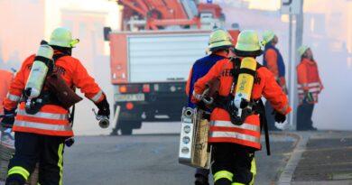 Szokująca wpadka straży pożarnej. Ciało spalonej kobiety trafiło do…